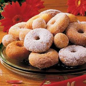 Buttermilk Doughnuts Recipe