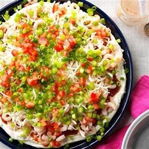 Shrimp Appetizer Spread Recipe