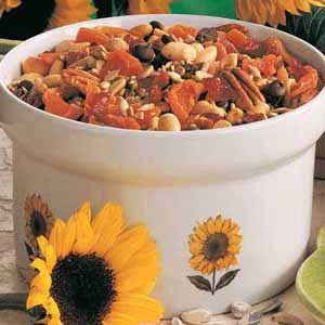 Fruit N Nut Snack Mix Recipe