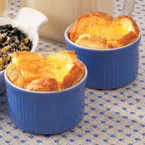 Quick Cheese Puffs Recipe