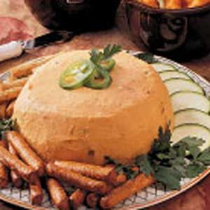 Sweet Potato Cheese Ball Recipe