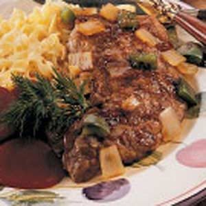 Traditional Swiss Steak