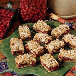 Cranberry Date Bars Recipe