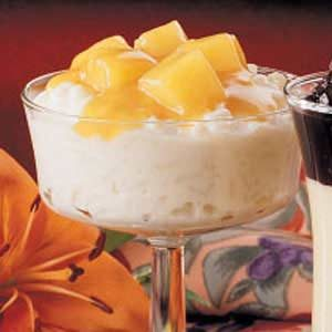 Hawaiian Rice Pudding Recipe