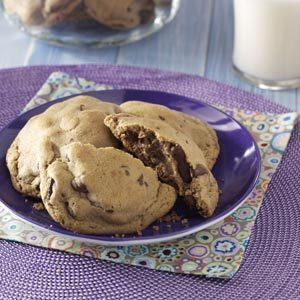 Chocolate Malted Cookies Recipe
