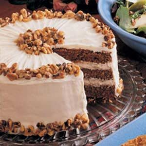 Walnut Torte Recipe
