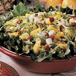 Pineapple Mallow Slaw Recipe