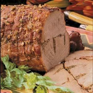 Roasted Pork Loin Recipe