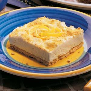 Lemon Graham Freeze Recipe