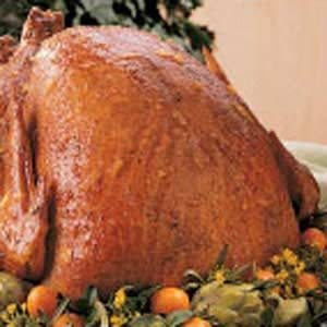 Orange-Glazed Turkey