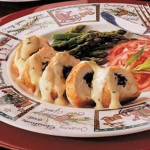 Tarragon Chicken Kiev Recipe