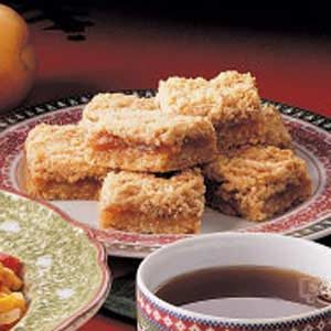 Oatmeal Apricot Squares Recipe