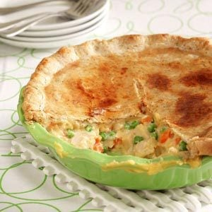 Contest-Winning Turkey Potpie Recipe