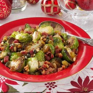 Sicilian Brussels Sprouts Recipe