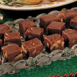 Chocolate Nut Fudge Recipe