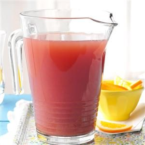 Father's Day Potluck: Picnic Fruit Punch