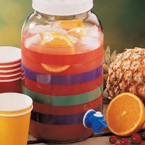 Picnic Fruit Punch Recipe