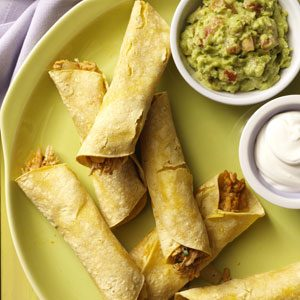 Pork Taquitos Recipe