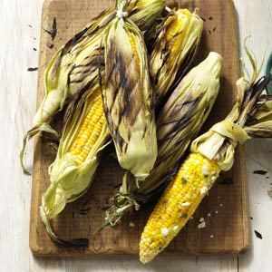 Fiesta Grilled Corn Recipe
