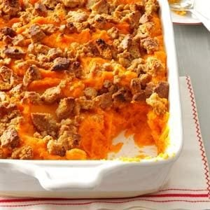 Contest-Winning Sweet Potato Bake Recipe