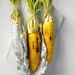 Garlic Corn on the Cob Recipe