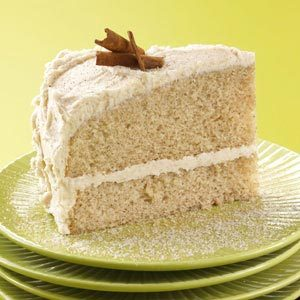 Cinnamon & Sugar Cake Recipe