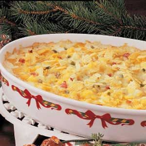 Creamy Hash Brown Bake Recipe