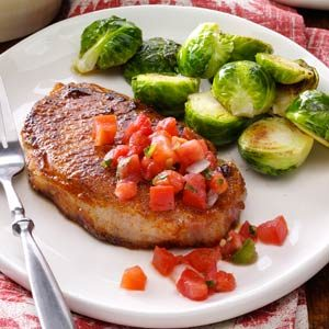 Mexicali Pork Chops Recipe