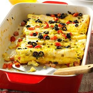 Brunch Buddies Enchiladas Recipe