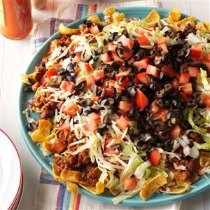 Mexican Fiesta Platter Recipe