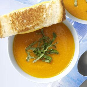 Contest-Winning Roasted Tomato Soup Recipe