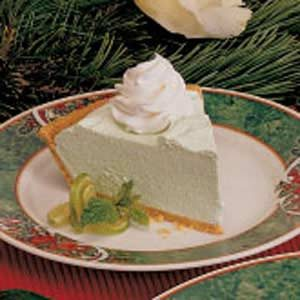 Lime Yogurt Pie