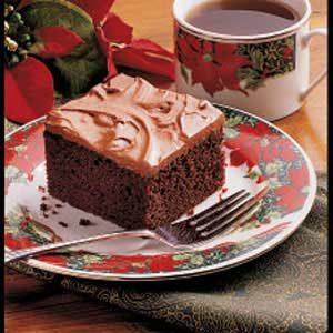 Chocolate cake recipes taste