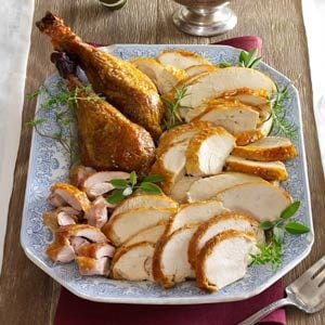 Make-Ahead Turkey and Gravy Recipe