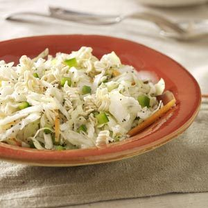 Sunflower Noodle Coleslaw Recipe