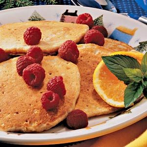 Hearty Hotcakes Recipe