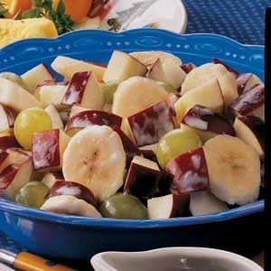 Nutty Fruit Medley Recipe