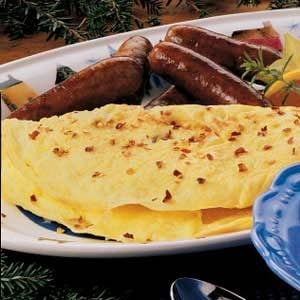 Hot 'n' Spicy Omelet Recipe