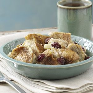 Slow-Cooked Bread Pudding Recipe