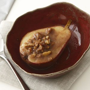 Butterscotch Pears Recipe