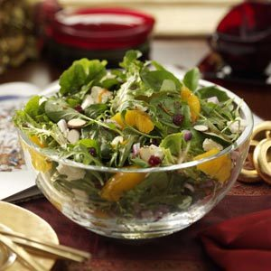Cranberry Balsamic Salad Recipe