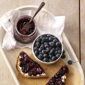 Canned Blueberry Jam Recipe