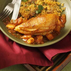 Pollo Guisado (Chicken Stew) Recipe