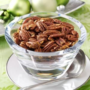 Chili Spiced Pecans Recipe