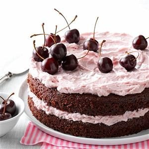 Recipes with Fresh Cherries