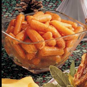 Glazed Ranch Carrots