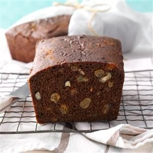 A Bit Nutty Boston Brown Bread Recipe