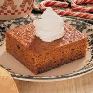 Gingerbread Cake Mix Recipe