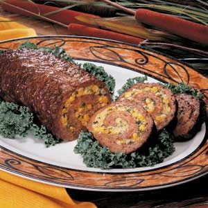 Corny Meat Roll Recipe