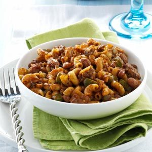Chili Mac Recipe